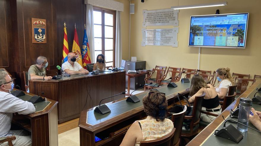 El Ayuntamiento de La Vila Joiosa lanza un nuevo portal de Transparencia