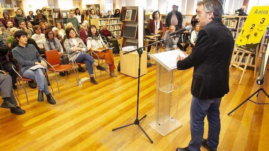 La empresa municipal de vivienda asumirá este mandato la gestión de las bibliotecas