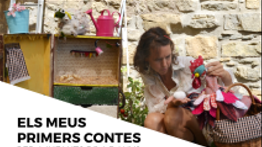 Els meus primers contes: 'La granja no s'adorm', a càrrec d'Ada Cusidó