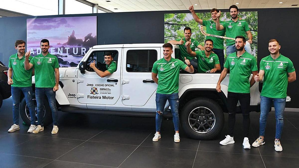 El Liceo se sube al coche oficial de la Copa   HOCKEYGLOBAL