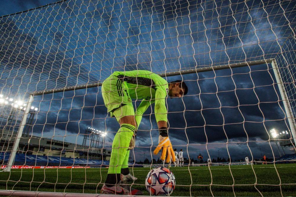 Las imágenes del Real Madrid - Shakhtar Donetsk
