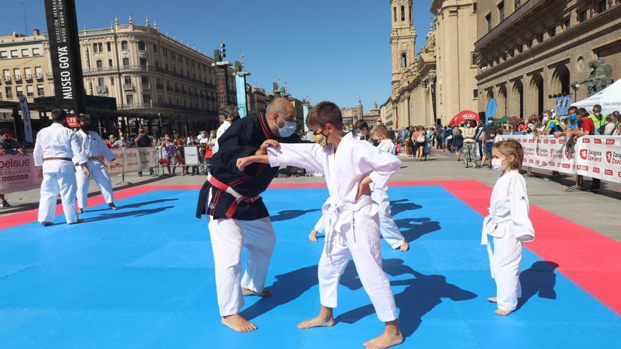 Zaragoza rompe a sudar