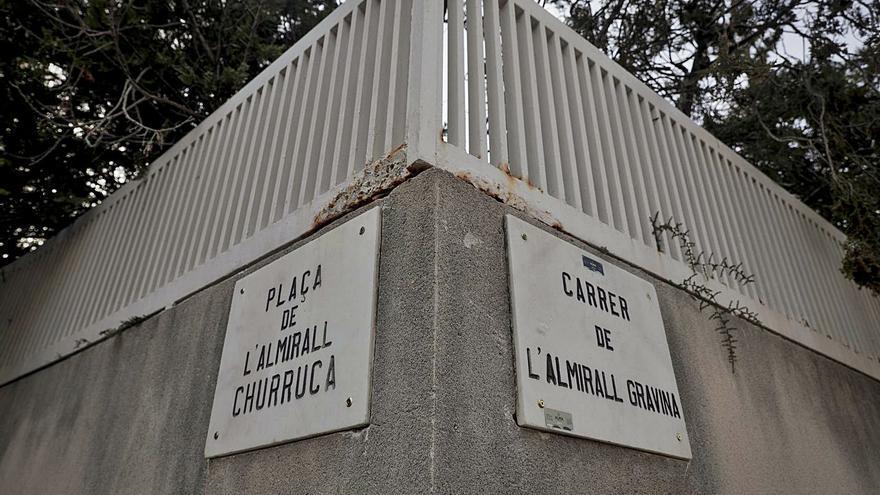 El Govern estudiará el martes las calles franquistas de Palma