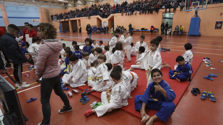 El judo se abre camino