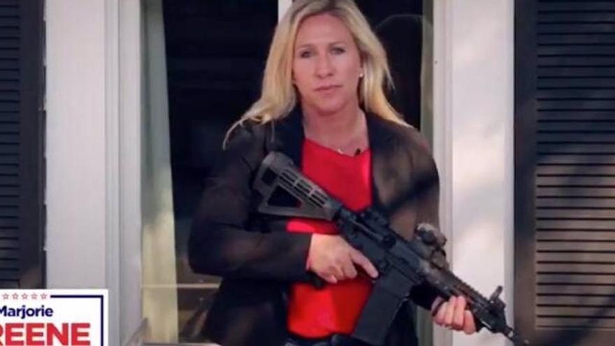 Una congresista de EEUU niega que el tiroteo de Parkland fuera real