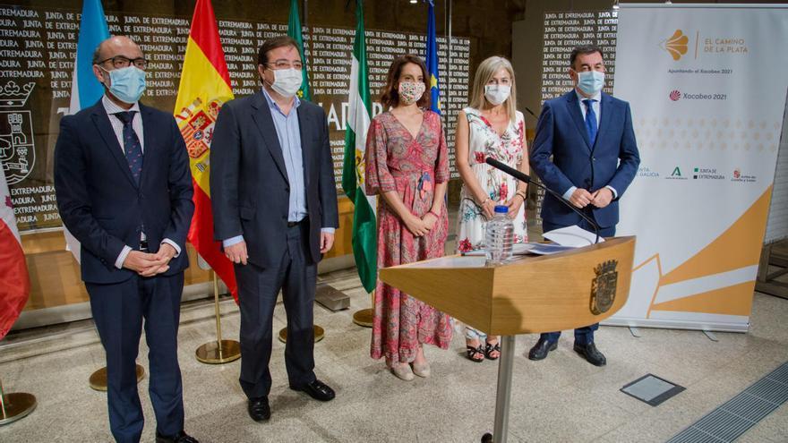 Zamora une fuerzas con las provincias de la Vía de la Plata para el Jacobeo 2021