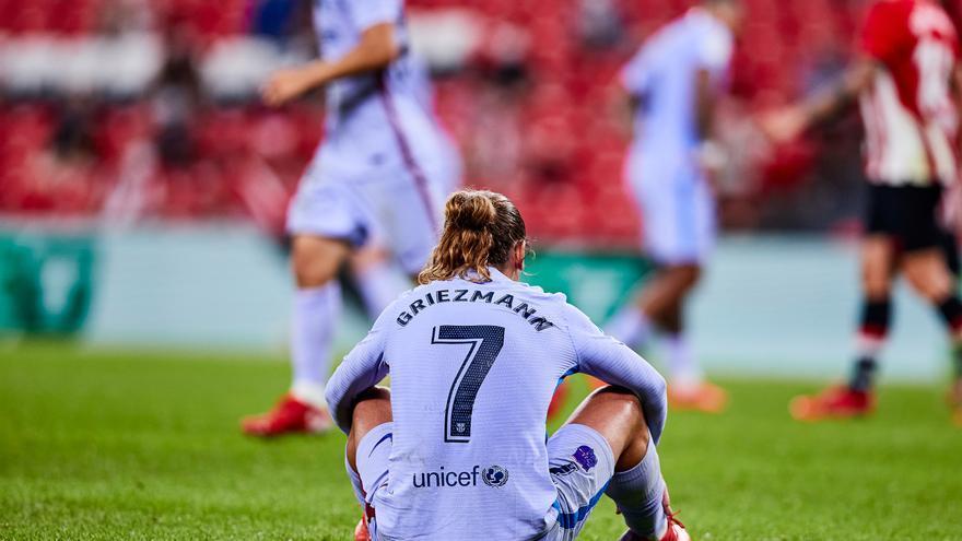 "Griezmann se despide del Barça: ""Me voy triste, pero orgulloso"""