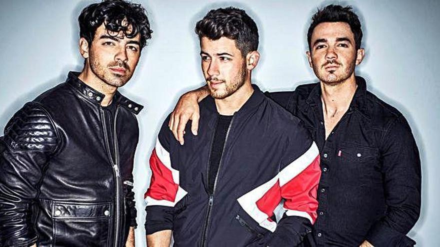 Los Jonas Brothers regresan a los MTV