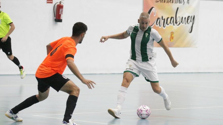 """El Córdoba Futsal, en la lucha por ser """"el equipo que emocione"""""""