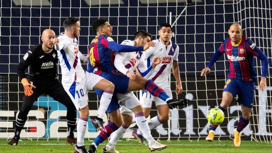 LaLiga Santander: FC Barcelona - Eibar