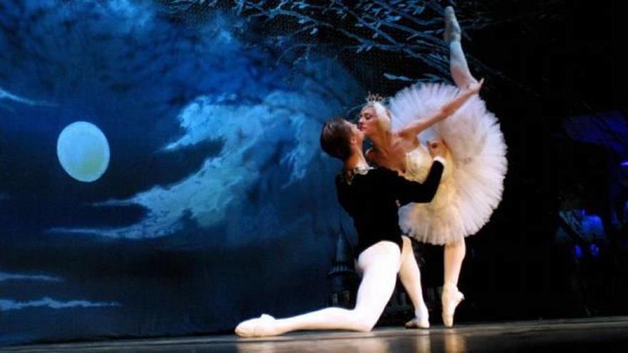 Desde el Ballet de Moscú hasta el premio Feten pasarán por el Gran Teatro