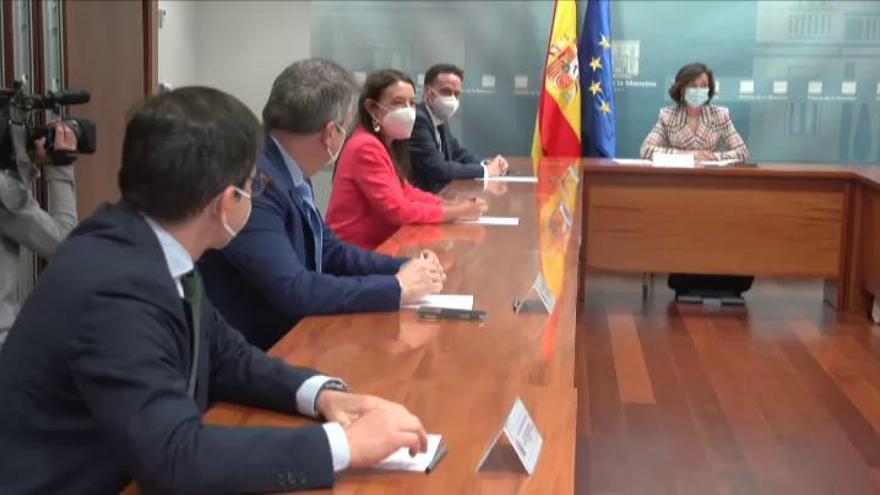 Gobierno y Cs estudiarán medidas en una comisión ante rebrotes