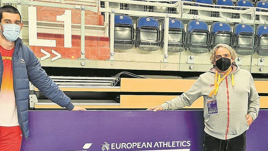 """Toni Puig: """"Quique Llopis nos va a seguir  dando muchas alegrías"""""""