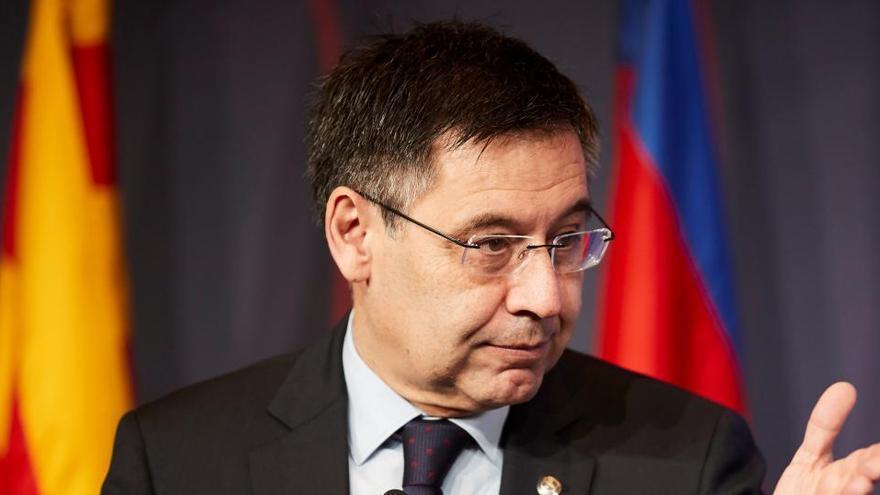 Habrá moción de censura a la Junta de Bartomeu