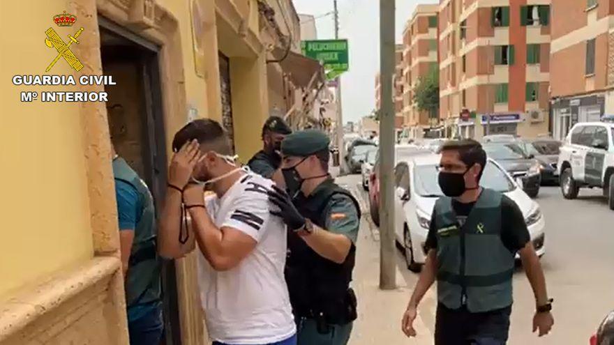 Tres detenidos por decenas de robos en viviendas de Palma, Calvià y Marratxí