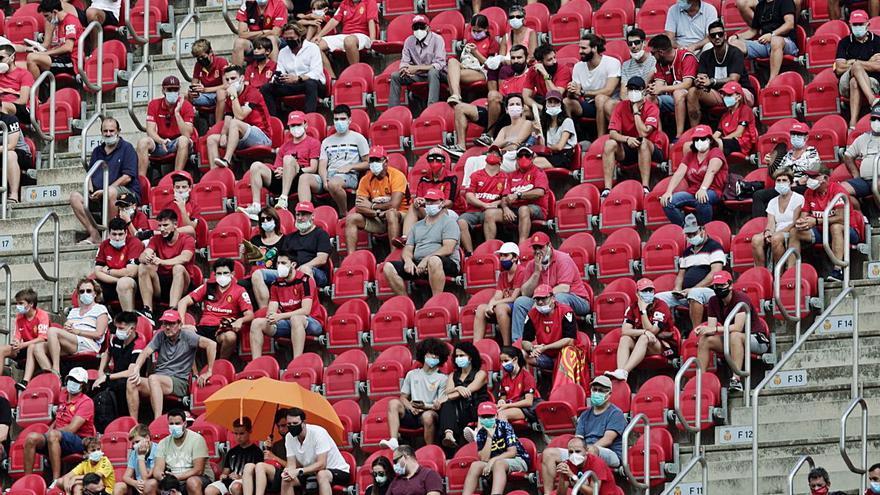 El Mallorca esperará a la reforma de Son Moix para cambiar los asientos
