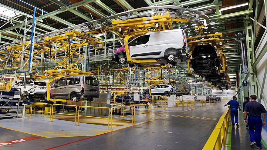 Gasolina para Ford Almussafes a la espera del futuro eléctrico