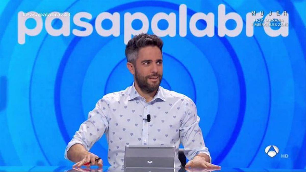 Roberto Leal, presentador de Pasapalabra