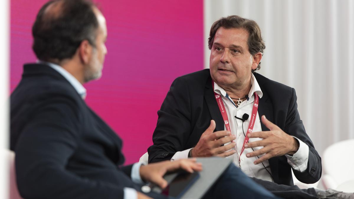 Ignacio Rivera, CEO de Corporación Hijos de Rivera.