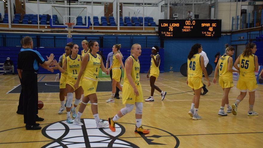 El SPAR Gran  Canaria abre la Liga en una cancha difícil, la del Gernika