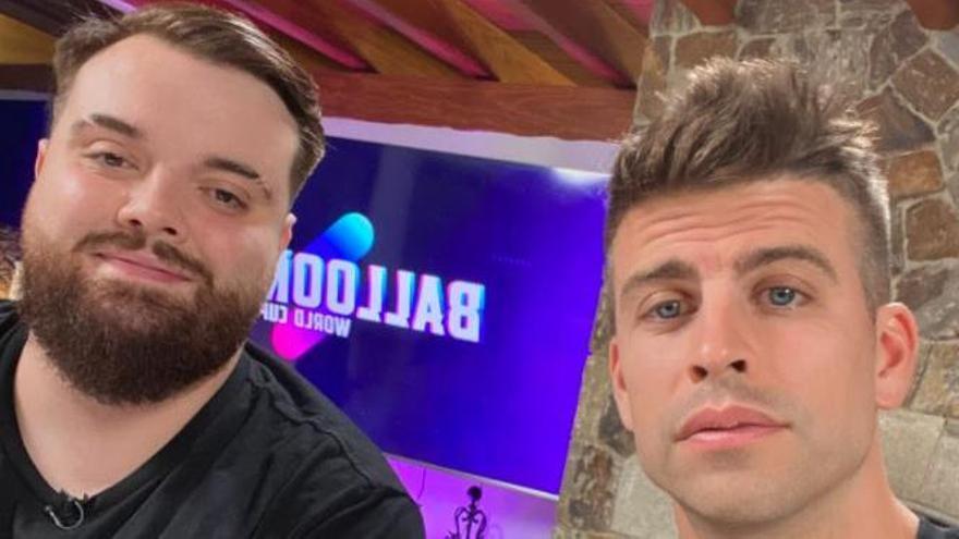 Ibai Llanos i Gerard Piqué presenten avui el primer Mundial de Globus