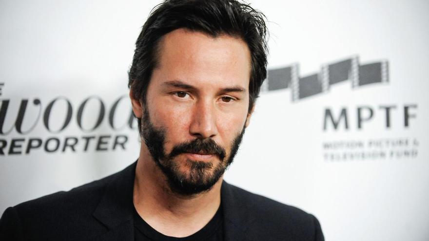 Keanu Reeves se desmarca de ser Lobezno pese a ser su papel soñado