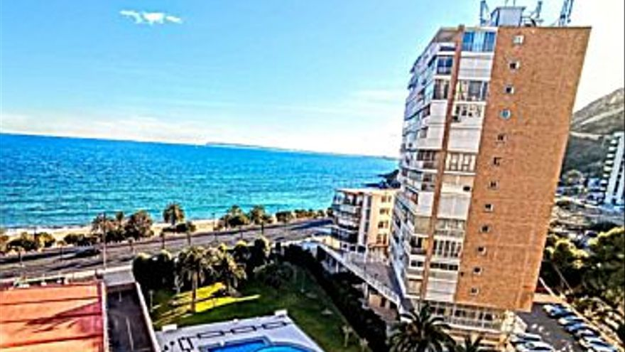725 € Alquiler de piso en Juan XXIII (Alicante) 70 m2, 1 habitación, 1 baño, 10 €/m2...