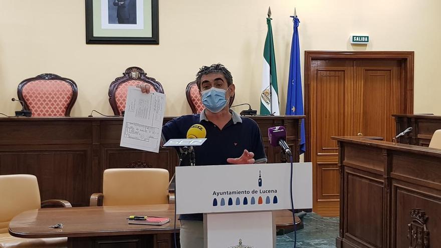 Izquierda Unida insta a la movilización contra la instalación de un salón de juegos en Lucena