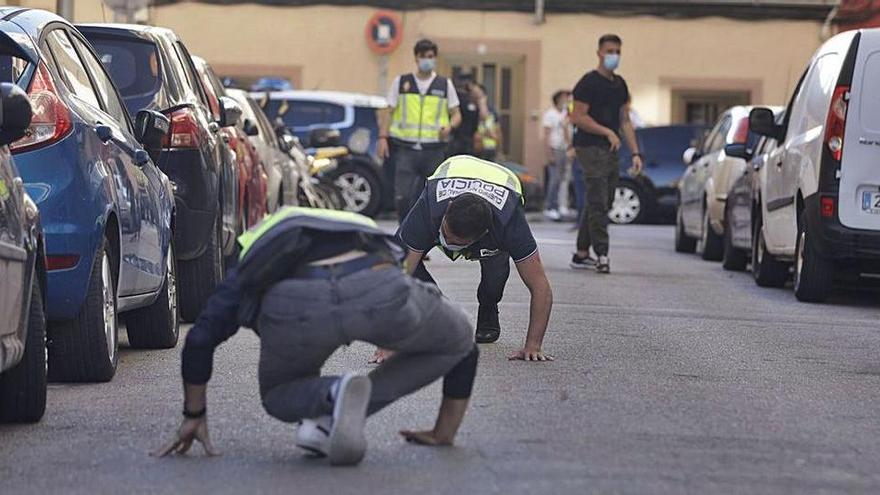 Schießerei in Palma de Mallorca geht wohl auf Clan-Krieg zurück