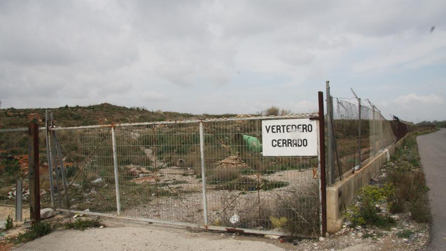 El antiguo vertedero de Vinaròs estará sellado en primavera del 2022