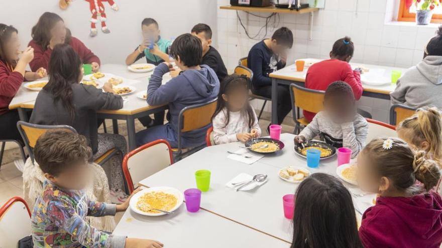 El comedor, garantía de salud nutricional y conciliación