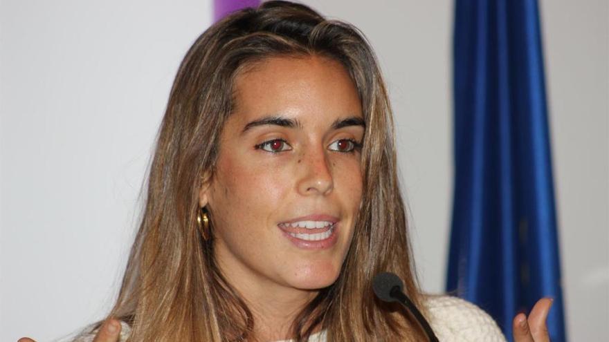 Ona Carbonell, muy feliz, anuncia su embarazo