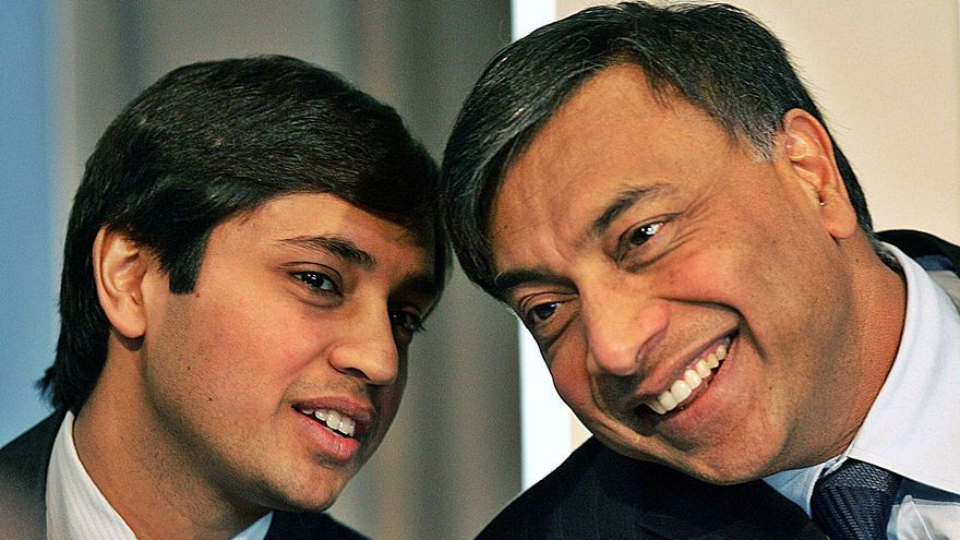 Aditya Mittal, el elegido para tomar el mando del rey del acero