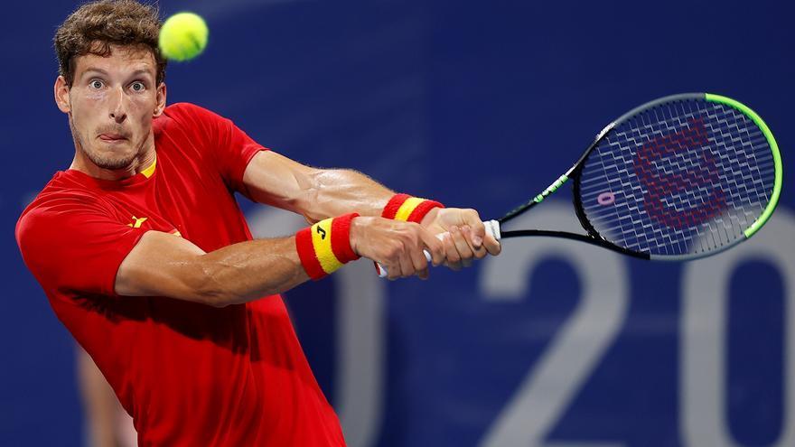 Pablo Carreño, triste pero a por el bronce ante Djokovic