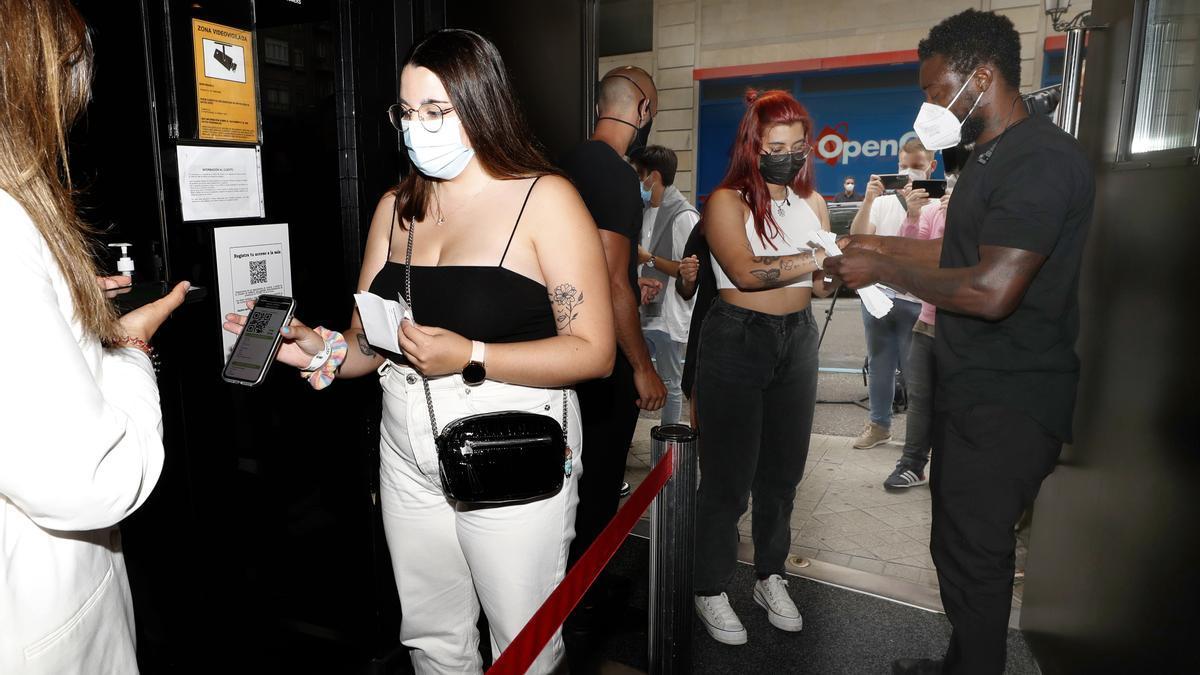 Así fue la primera noche en la discoteca Tokyo tras la pandemia