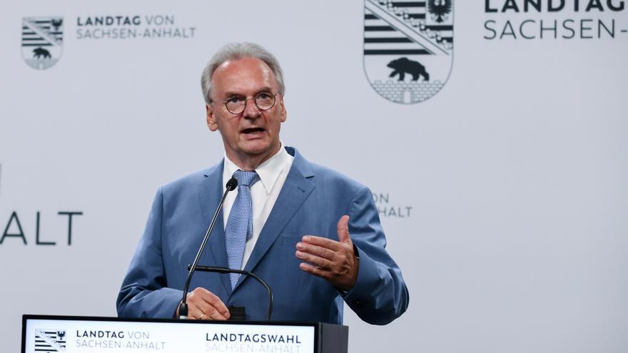 La CDU de Merkel gana las elecciones de Sajonia-Anhalt por delante de la AfD, según un sondeo