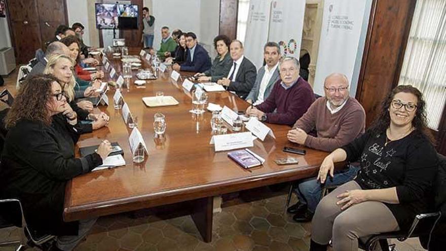 El Govern prevé reunir a los turoperadores alemanes en Palma
