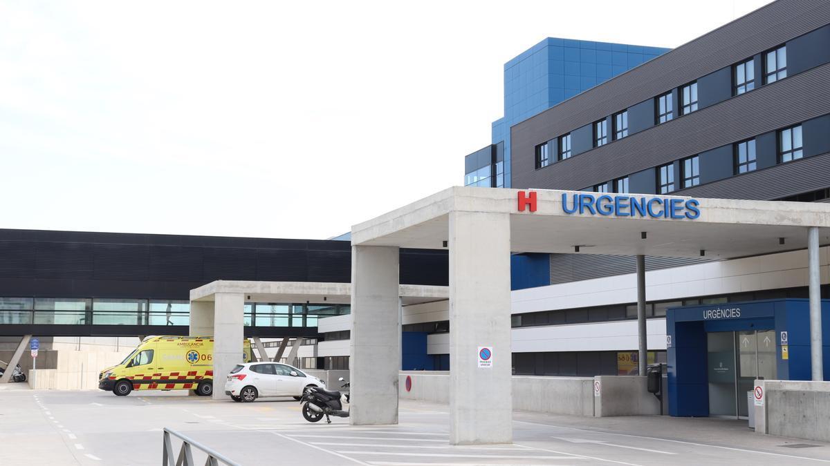 El Hospital Can Misses de Ibiza.