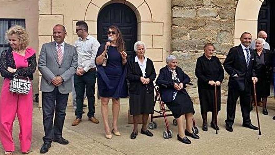 Los nonagenarios de la Virgen del Carmen