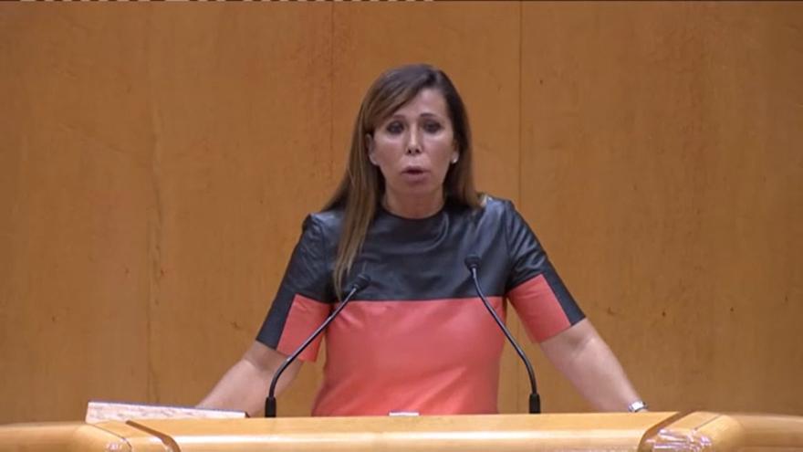 Alicia Sánchez-Camacho diu que Ausiàs March era gallec