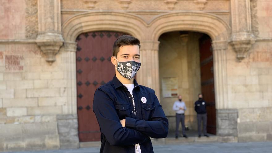 """El zamorano Emilio Ferrero, nuevo presidente de Asper, critica """"la criminalización de los estudiantes"""""""