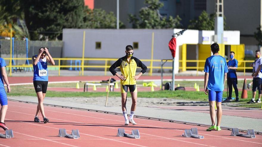 Cartagena vive dos intensas jornadas de atletismo