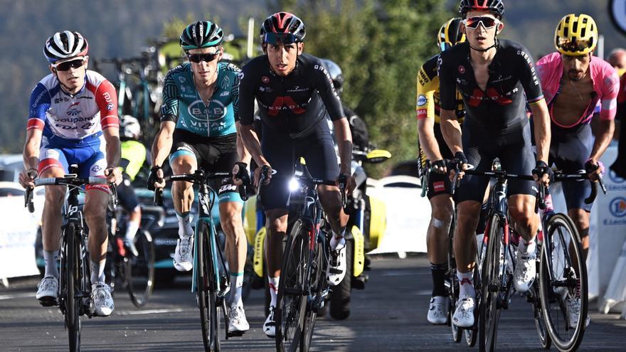 El Giro, el Tour, la Vuelta