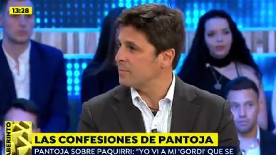 Fran Rivera, en 'Espejo Público'.