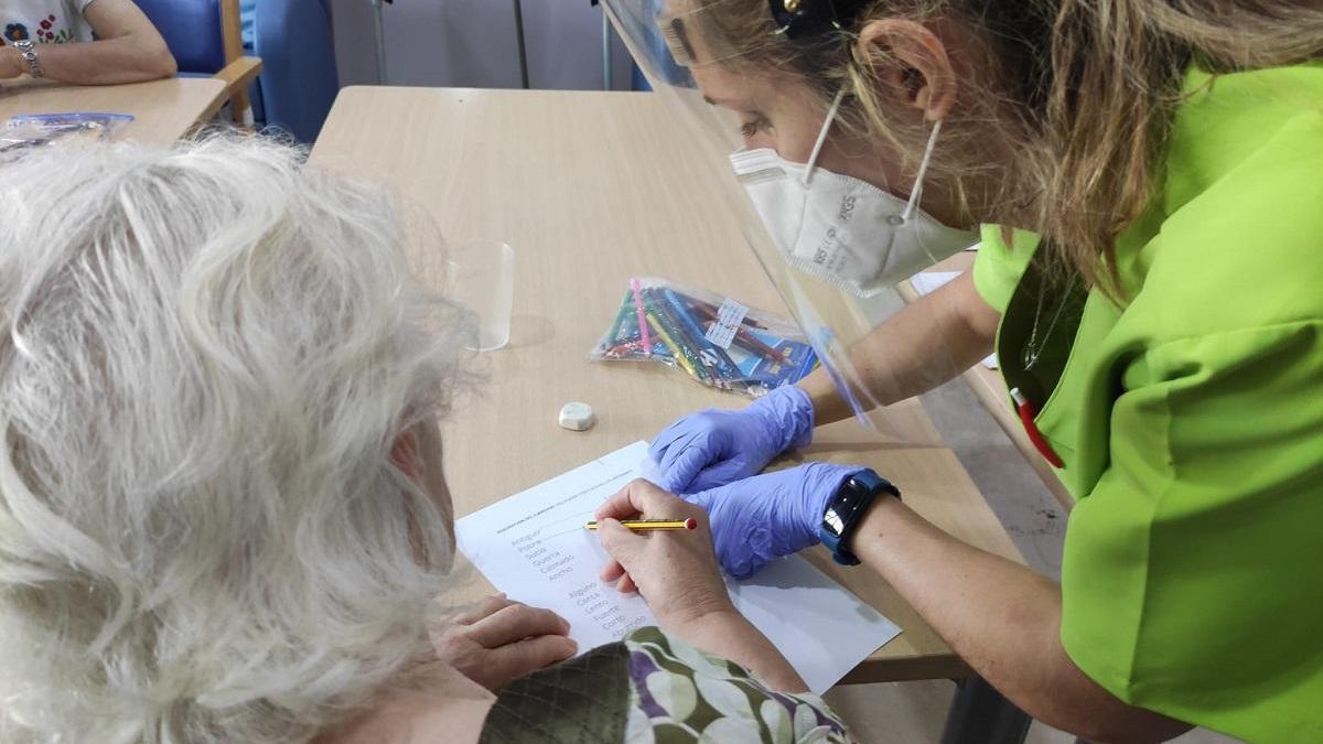 Proyectos en 2020 en Alzheimer San Rafael
