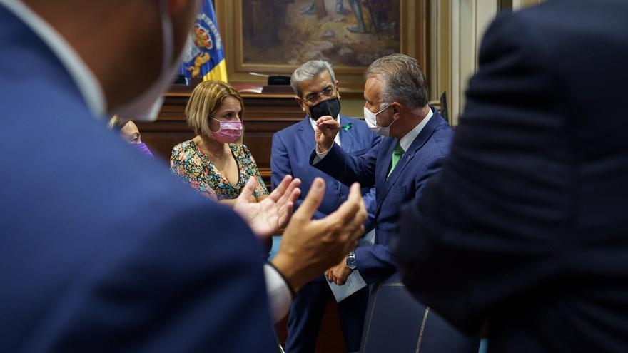 El Gobierno destinará un mínimo de 28 millones para paliar la crisis vulcanológica de La Palma