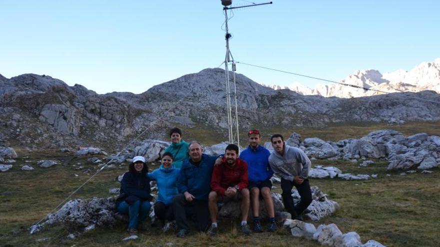 Los Picos no son Siberia: este es el fenómeno que explica cómo se midieron -35,8ºC en la Vega de Liordes