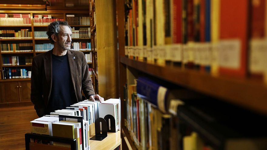 "Ricardo Menéndez Salmón: ""Me siento un poco 'okupa' en política"""