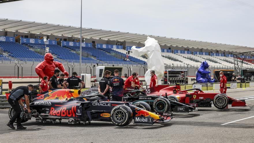 Horario y dónde ver los entrenamientos libres del GP de Francia