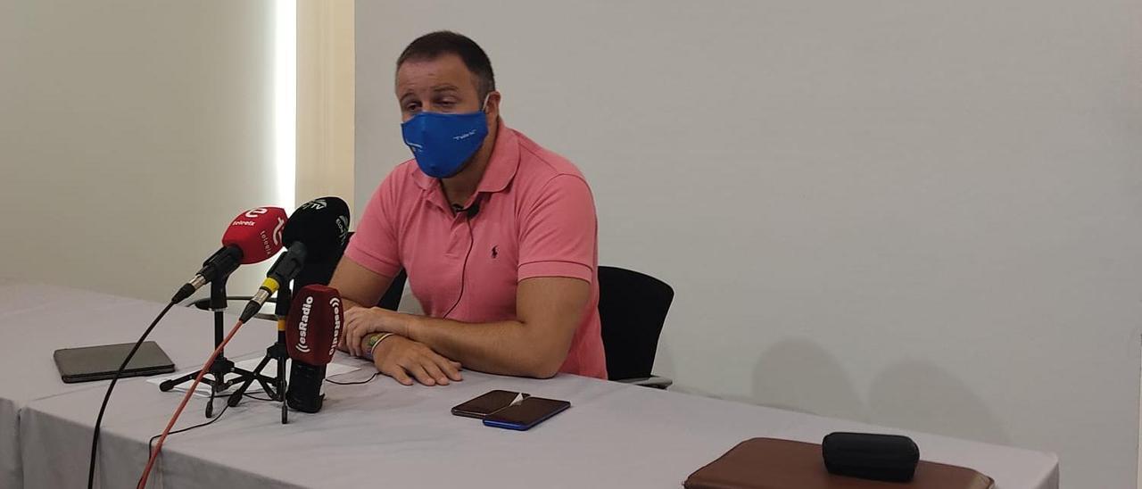 Pablo Ruz ha exigido al Ayuntamiento que facilite el acceso de la oposición a los expedientes municipales